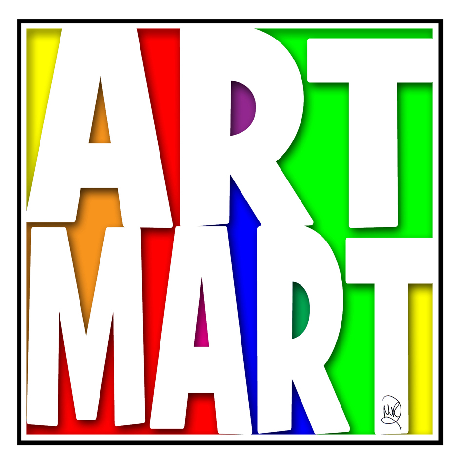 ARTMART by Martin Richardson - https://graphitehb.co.uk