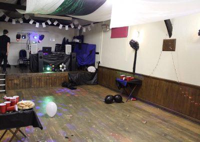 Birthday Party with DJ